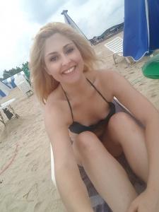 Jeju Island Hamdeok Beach Bikini
