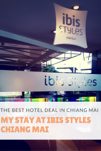 ibis Styles Chiang Mai - Best Hotel Deal