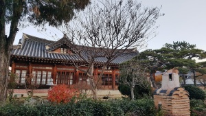 Jeonju Hakindang Hanok Guest House 학인당