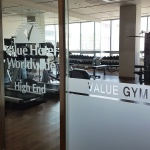 Fitness Center Gym Vantage Value Hotel Worldwide High End Suwon