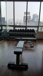Where to stay in Suwon, South Korea Fitness Center Gym Vantage Value Hotel Worldwide High End Suwon