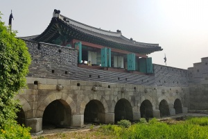 Suwon Tourist Attractions Hwaseong Fortress Suwon, South Korea