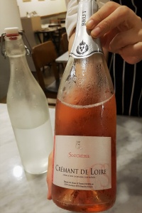 Cremant de loire Normal by Ryunique Garosugil Seoul Korea Restaurant Food Wine Review Toronto Seoulcialite