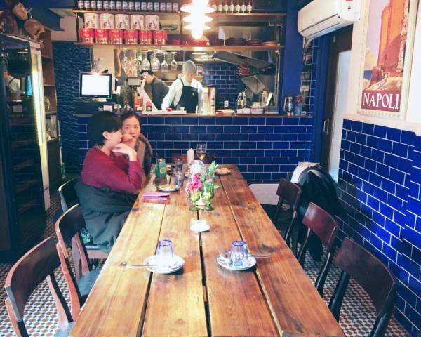 Blu Cucina Italian Restaurant Mangwon Seoul Korea Toronto Seoulcialite Date Spot Seoul Hongdae