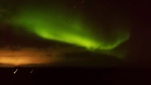 Northern Lights, Iceland, South Coast, Reykjavik