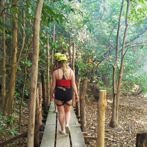 El Nido Palawan Philippines Canopy Walk